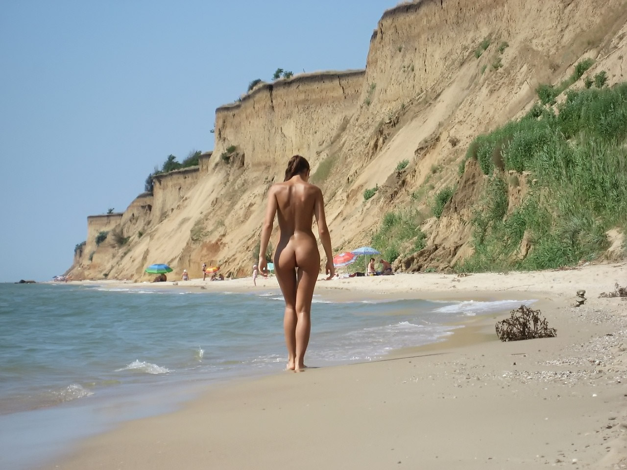Baring It All On South Africa's Nude Beaches